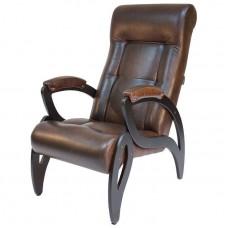 Кресло для отдыха Комфорт Модель 51 венге/ Antik crocodile