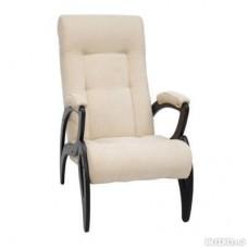 Кресло для отдыха Комфорт Модель 51 венге/ Verona Vanilla