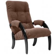 Кресло для отдыха Комфорт Модель 61 венге/ Verona Brown