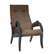 Кресло для отдыха Комфорт Модель 701 венге/ Verona Brown