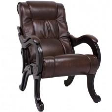 Кресло для отдыха Комфорт Модель 71 венге/ Antik crocodile