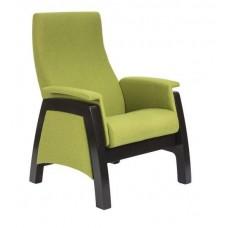 Кресло-глайдер BALANCE 1 венге/ Lime