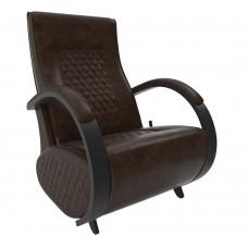 Кресло-глайдер BALANCE 3 венге/ Antik Crocodile