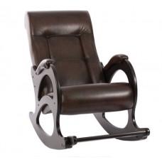 Кресло-качалка Комфорт Модель 44 б/л венге/ Antik crocodile