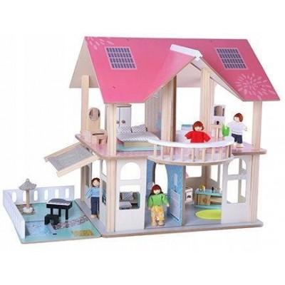 Кукольный домик ECO TOYS Modul (4103)