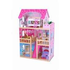 Кукольный домик ECO TOYS Nowa Malinowa (4119)