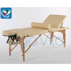 Массажный стол Бежевый ErgoVita CLASSIC COMFORT PLUS