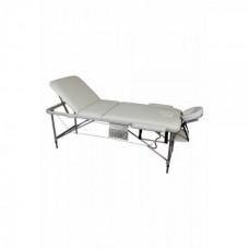 Массажный стол складной 3-с ал Atlas sport кремовый