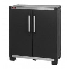 Шкаф уличный XL PRO BASE UTILITY низкий, черный