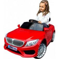 Детский электромобиль BMW 5 BJ835, цвет красный