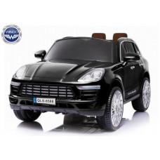 Детский электромобиль WINGO PORSCHE MACAN LUX Черный