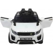 Детский электромобиль WINGO RANGE ROVER SPORT LUX Белый