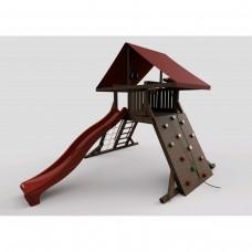 """Игровой комплекс из дерева """"Замок"""""""