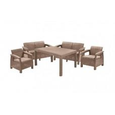 Комплект мебели Corfu Fiesta (Корфу Фиеста), песочный