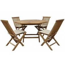 Комплект садовой мебели OCTAGONAL COMFORT (4 стула, только сидение) TGF-037/001SC