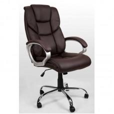 Офисное кресло Calviano Eden-Vip 6611 (коричневое)