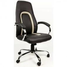 Офисное кресло Calviano LUX black/beige NF-6909