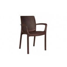 Стул Paradise Chair, коричневый
