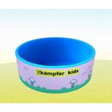 Сухой бассейн Kampfer Kids [розовый + 200 шаров]