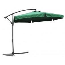 Зонт садовый Furnide 3m + защитный чехол, зеленый