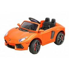 Детский электромобиль Sundays Lamborghini LS528, цвет оранжевый