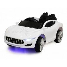 Детский электромобиль Sundays Maserati GT BJ105, цвет белый