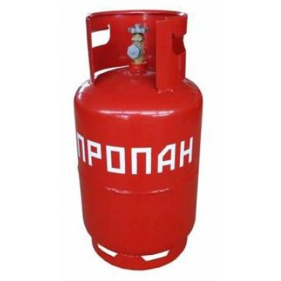 Газовый баллон Пропан 27 литров с вентелем фото