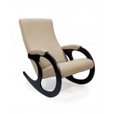 Кресло-качалка Бастион 4 рогожка (UNITED 3)