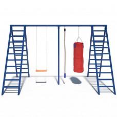 Лестница-комплекс двойной СпортОкей