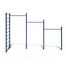 Лестница-турник 3-уровневый (усиленный) СпортОкей