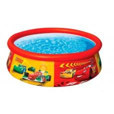 """Надувной бассейн Easy Set """"Тачки"""" 183x51 см 28103NP Intex"""