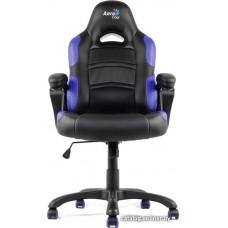 Офисное кресло Aerocool AC80 С-BB черно-синий