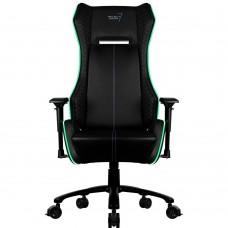 Офисное кресло Aerocool P7-GC1 AIR черный с перфорацией