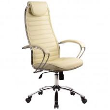 Офисное кресло BC-5CH 720 Бежевая кожа