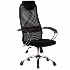 Офисное кресло BK-8CH 20 Черная сетка