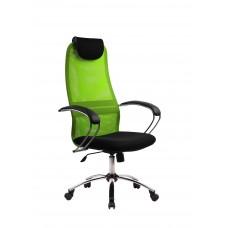 Офисное кресло BK-8CH Салатовый Спинка-Салатовый                        Сиденье-Черный