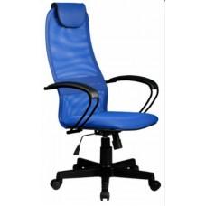 Офисное кресло BP-8PL 23 Синяя сетка