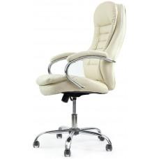 Офисное кресло Calviano VIP-Masserano Бежевое SA-1693H (DMSL)