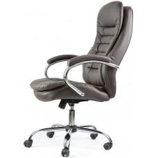 Офисное кресло Calviano VIP-Masserano Tilt SA-1693 Н Brown (DMSL)