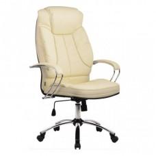 Офисное кресло LK-12CH 720 Бежевая кожа