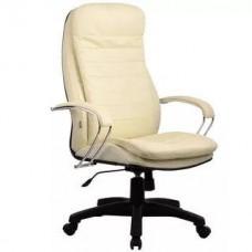 Офисное кресло LK-3CH 720 Бежевая кожа