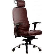 Офисное кресло Samurai KL-3.02 Коричневый
