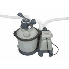 Песочный фильтр-насос 26644 Intex KRYSTAL CLEAR® 4500 л/ч