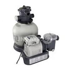 Песочный фильтр-насос 26646 Intex KRYSTAL CLEAR® 7900 л/ч