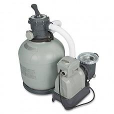 Песочный фильтр-насос 26652 Intex KRYSTAL CLEAR® 12000 л/ч