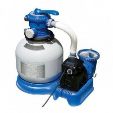 Песочный фильтр-насос 4500 литров в час, 220 вольт, 28644/56686