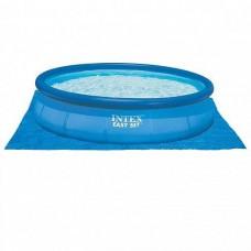 Подстилка-подложка для бассейнов 28048 Intex от 244 до 457 см.