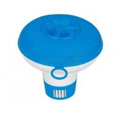 Поплавок-дозатор 29040 Intex 12.7 см для гранул и таблеток до 20 гр