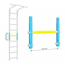 Вставка для увеличения высоты ДСКМ 410 Romana Dop8 (6.06.00) голубой/жёлтый