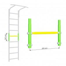 Вставка для увеличения высоты ДСКМ 490 Romana Dop9 (6.06.01) зелёное яблоко/жёлтый
